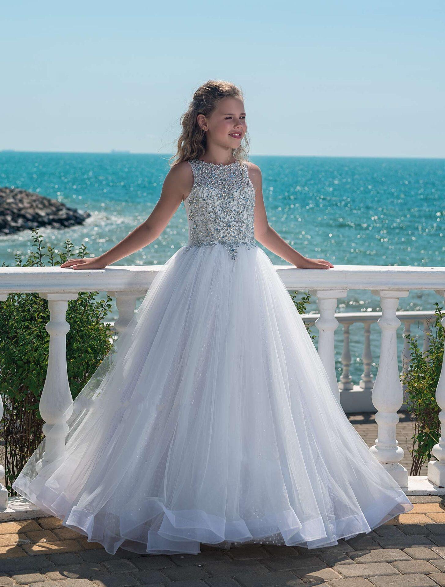 Princess Ocean Gem - Little Robes Royale