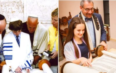 Bar & Bat Mitzvah Explained
