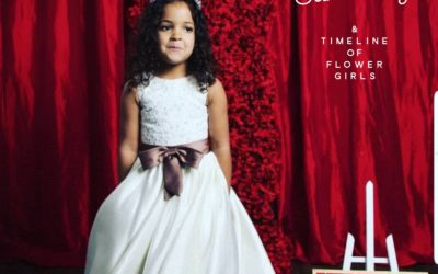 A Summary & Timeline of Flower Girl History