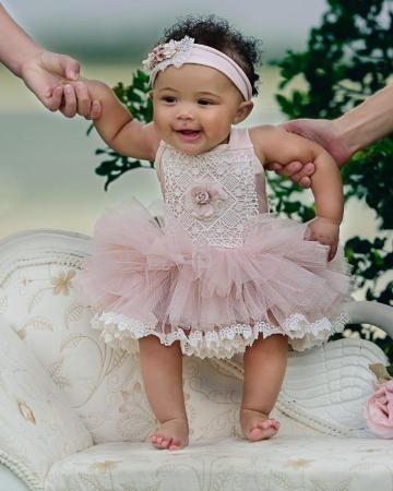 Miss Baby Dusky Pink AEG-BAM-01