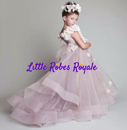 Princess Rose Royale Pink 1gimp