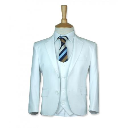 SIR-2103-B Mr Page Boy White 2